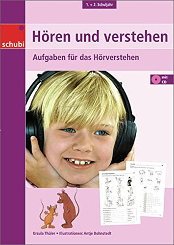 Hören und verstehen: 1. / 2. Schuljahr: Aufgaben für das Hörverstehen
