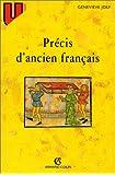 Précis d'ancien français