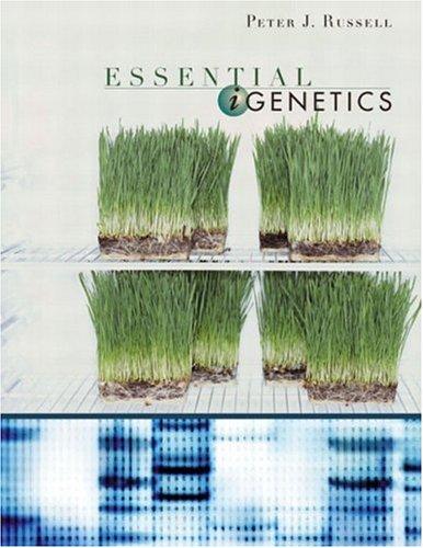 Russell Genetics Pdf