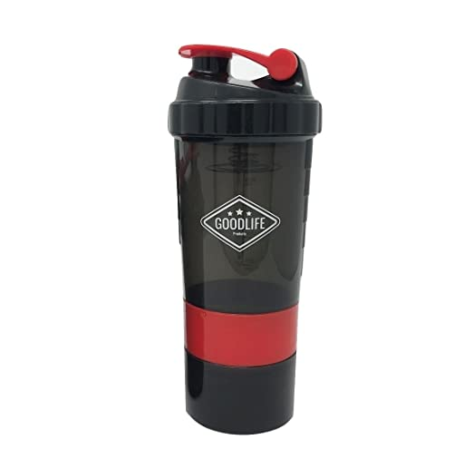 Review GOODLIFE Products Stackable Protein
