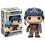 Funko - Marvel - WWII Captain America ECCC 2017 Exclusive - Pop 10 cm - 0889698130271