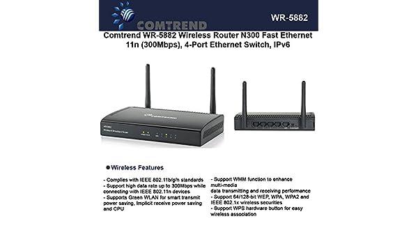 Comtrend router wps button