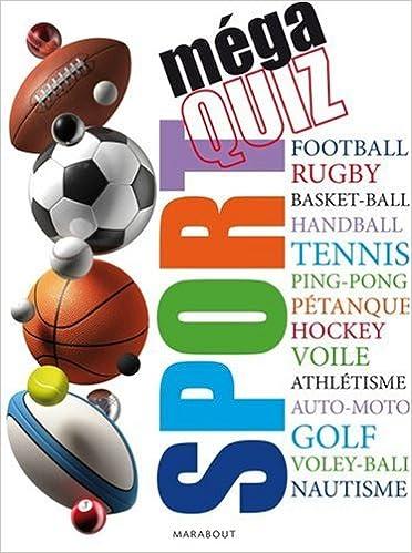 Lire en ligne Méga quiz sport pdf, epub