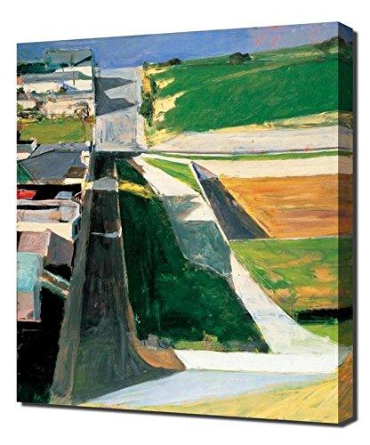 Amazon.com: Richard Diebenkorn Cityscape I 1963 Framed ...