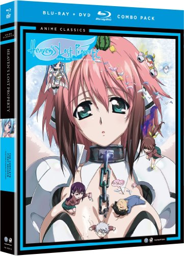 Heaven's Lost Property: Season 1 - Classic (Blu-ray/DVD Combo) (Best Ecchi Anime Series)