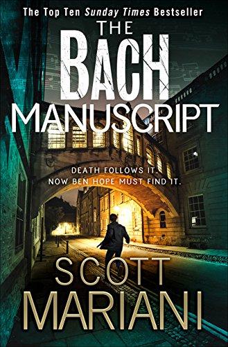 Download The Bach Manuscript (Ben Hope, Book 16) pdf epub