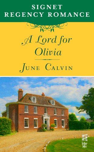 book cover of A Lord for Olivia