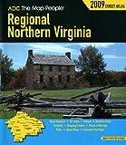 Regional Northern VA Atlas (American Map Regional Street Atlas: Northern Virginia)