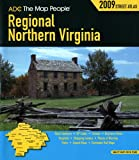 img - for Regional Northern VA Atlas (American Map Regional Street Atlas: Northern Virginia) book / textbook / text book
