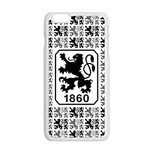 1860 M¡§1nchen Cell Phone Case for Iphone 6 Plus by runtopwell