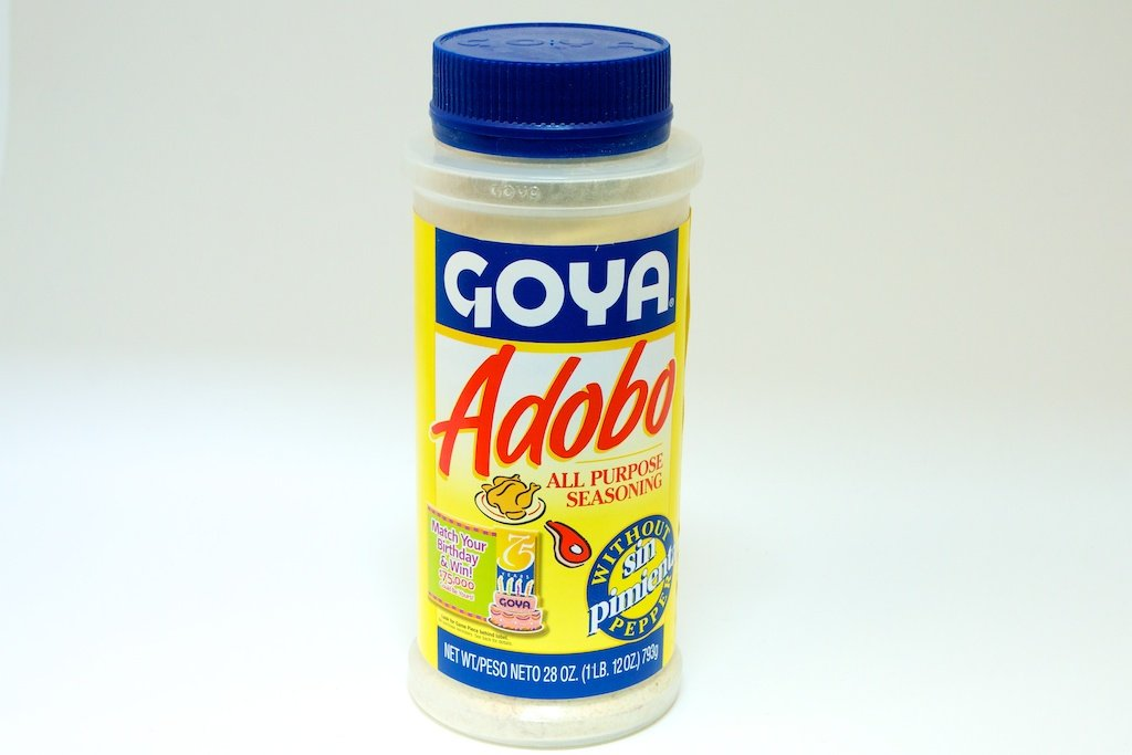 Amazon Com Goya Adobo Seasoning Without Pepper 28 Ounces Mexican Seasoning Grocery Gourmet Food