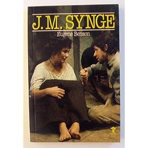J.M. Synge (Grove Press modern dramatists) Eugene Benson