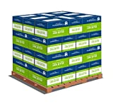 Hammermill Printer Paper, Color Copy Digital, 8.5 x 11, 28lb, Letter, 100 Bright, 4000 Sheets per Carton - 32 Cartons per Pallet - Pallet Pricing, 128,000 Sheets (102467PLT), Made In The USA
