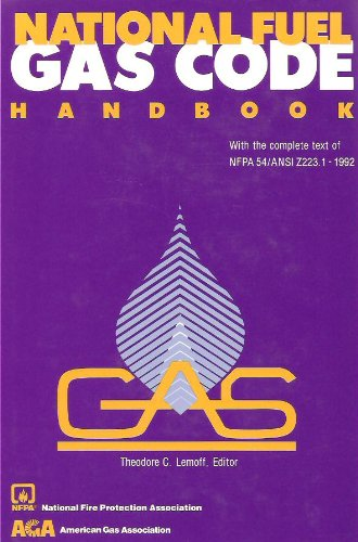 National Fuel Gas Code Handbook