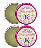 Rosebud Salve Tropical Ambrosia Balm 0.8 oz tins - 2 Pack
