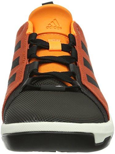 adidas Slack Cruiser, Scarpe outdoor multisport Uomo Rosso (Rot (Dchili/Black)