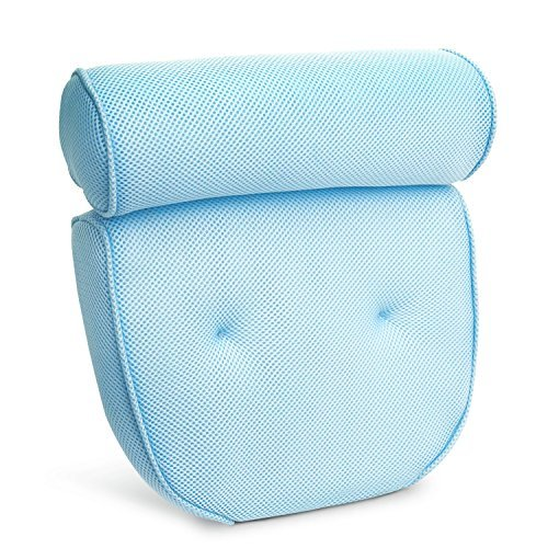 Ideaworks 5D Home Spa Bath Pillow by North American Healthcare