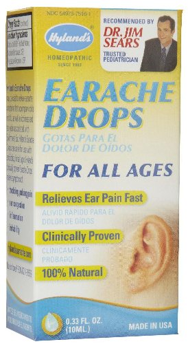 Hyland Earache Drop Adult