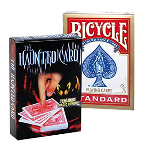 Haunted Deck - Spooky Cut Bicycle Haunted Deck