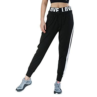 b27211e1 Fitibest Ladies Womens Tracksuit Bottoms Sweatpants Joggers Track Pants:  Amazon.co.uk: Clothing