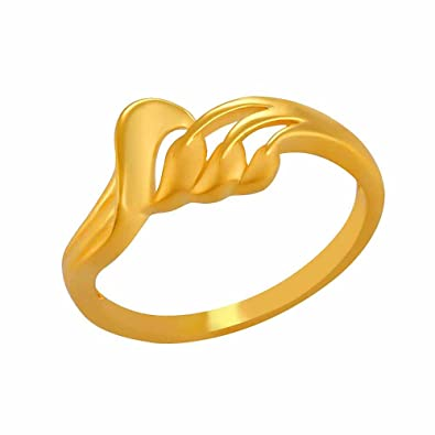 Buy Jos Alukkas 22k 916 Yellow Gold Ring line at Low Prices in