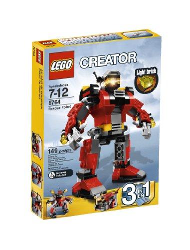 - LEGO Creator Rescue Robot 5764