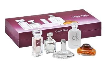3439d837e9 Amazon.com   Calvin Klein CK Deluxe Travel Collection Women mini sets (5pcs)    Fragrance Sets   Beauty