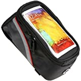 House Of Quirk Water Resistant Bike/Bicycle Touch Screen Mobile Holder