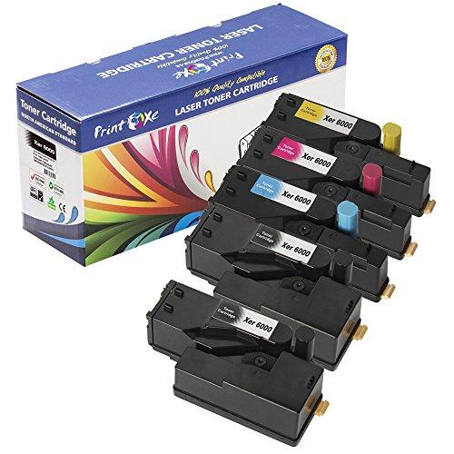 5-pk-printoxetm-compatible-for-xerox-6000-6010-6015-set-black-cyan-106r01627-magenta-106r01628-yello