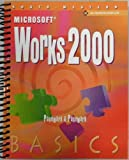 Microsoft Works 2000 Basics, Pasewark, William Robert, 0538724110