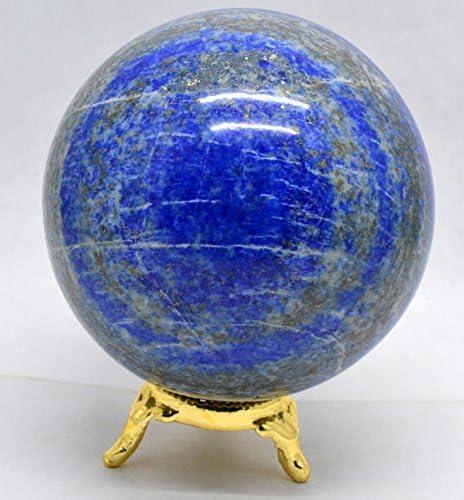 India Natural Gemstone metafísica Aura esfera cristal pulido ...