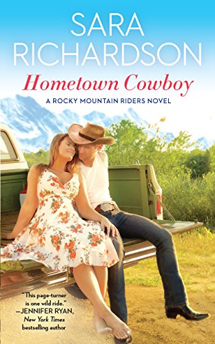 Hometown Cowboy (Rocky Mountain Riders) by [Richardson, Sara]