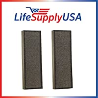 2 Pack Air Purifier Filter to fit Idylis IAP-GG-125 Air Purifier, by Vacuum Savings