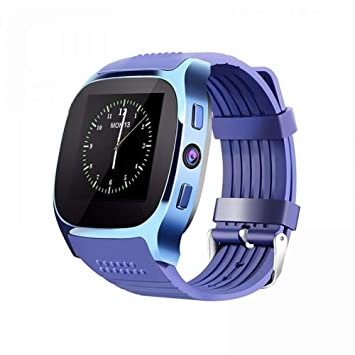 Wolfsay Brazalete Deportivo T8 Bluetooth Smart Watch con cámara ...