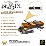 The Noble Collection Fantastic Beasts Dumbledore Wand