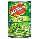 Del Monte Sweet Peas, 398 ml, Pack of 12