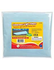 Educational Insights Fluorescent Light Filters (Tranquil Blue...