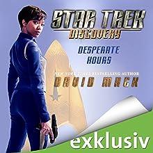 Gegen die Zeit (Star Trek: Discovery 1) Hörbuch von David Mack Gesprochen von: Ulrike Kapfer