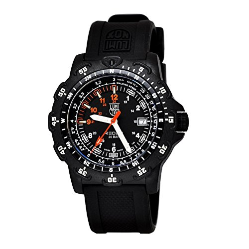 Luminox Men's LM8822.MI Recon Point Black Watch ()