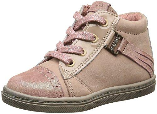 Aster Rifia - Zapatos de primeros pasos Bebé-Niños Beige - Beige (Chair)