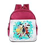 Ysov Star Vs The Forces Of Evil Child Preshool Backpack Pink
