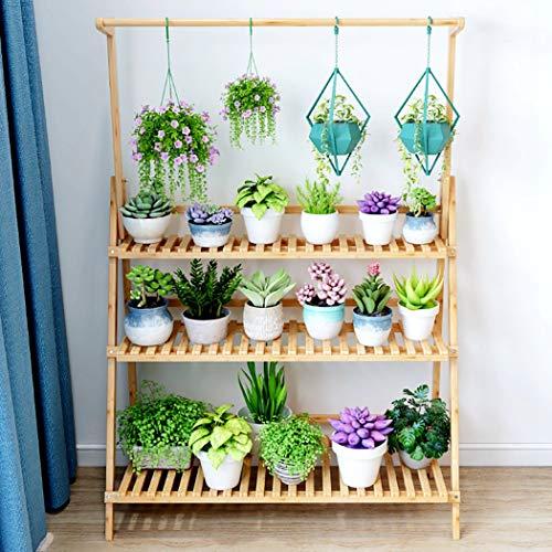 Foldable Hanging Succulent Planters 100x40x96cm