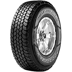 2 Used Goodyear Wrangler All-Terrain Adventure With Kevlar, 275/65R18, 116T, 6-7/32, Tire # 65916