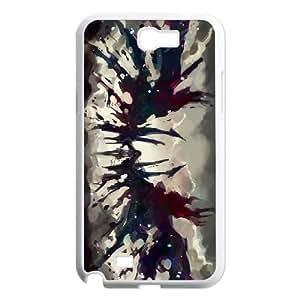 Puella Magi Madoka Magica Samsung Galaxy N2 7100 Cell Phone Case White Wrzqt