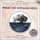 Where the Buffaloes Begin, Olaf Baker, 0140505601