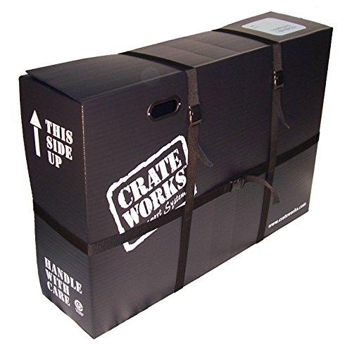 Pro XL-C Corragated Plastic Bike Box