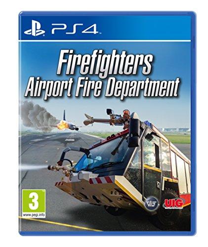 Departamento de bomberos del aeropuerto de bomberos (PS4)