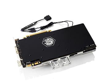 Bitspower BP-WBV1080MG Tarjeta de Video Radiador ...