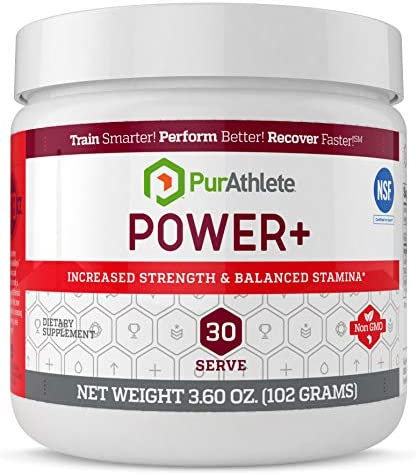 PurAthlete Power Creatine w Chelated Magnesium