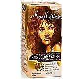 Shea Moisture Nourishing, Moisture-rich Hair Color System, Medium Chesnut Brown